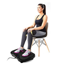 Load image into Gallery viewer, BodyTune Slim Vibration Trainer - Black