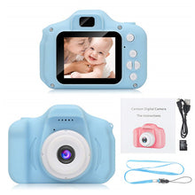 Load image into Gallery viewer, Children's Digital Camera - Blue