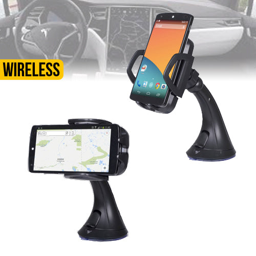 QI Wireless Adjustable Charge Cradle