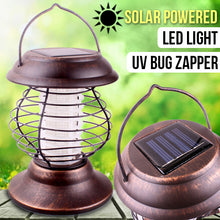 Load image into Gallery viewer, Solar Lantern & Bug Zapper