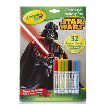 Load image into Gallery viewer, Crayola Star Wars Activity Pad