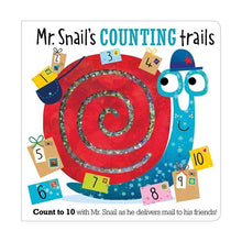 Load image into Gallery viewer, Mr Snails Counting Trails