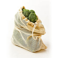 Load image into Gallery viewer, Reusable Cotton Produce Bag