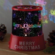 Load image into Gallery viewer, Merry Christmas Star Master Projector