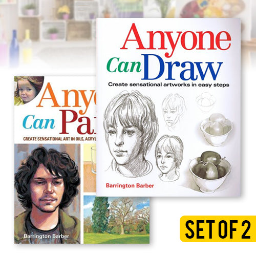 Anyone Can Draw & Paint