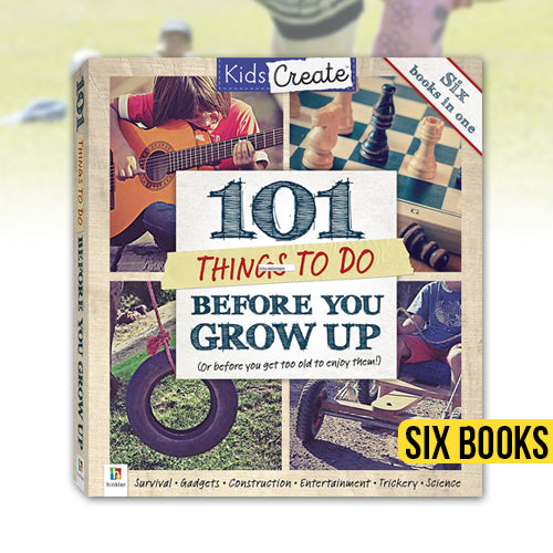 101 Things to Do Before You Grow Up