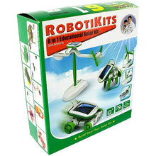Load image into Gallery viewer, Robotikits 6 In 1 Solar Kit
