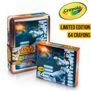 Crayola Star Wars Storm Trooper