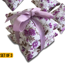 Load image into Gallery viewer, Lavender Scented Cushion Sachets