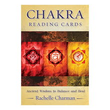 Load image into Gallery viewer, Chakra Reading Cards