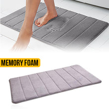 Load image into Gallery viewer, Memory Foam Bath Mat
