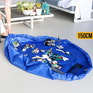 Toy Storage Bag and Activity Mat