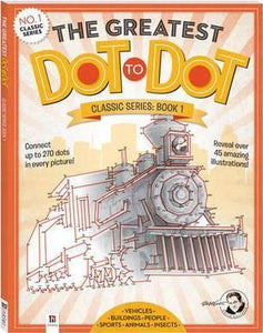 The Greatest Dot-to-Dot: Classic Series Book