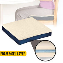 Load image into Gallery viewer, Forever Comfy Foam Gel Cushion