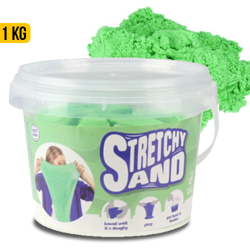 Stretchy Sand Bucket 1 KG