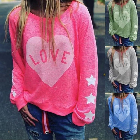 Lots O' Love Sweatshirt (Plus Size too!) Pre-Order Ends 1/5