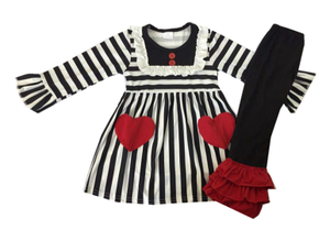 Stripes and Hearts Foever Set