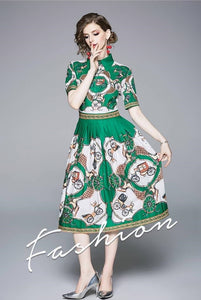 Wagon Wheel Dress Pre-Order Only