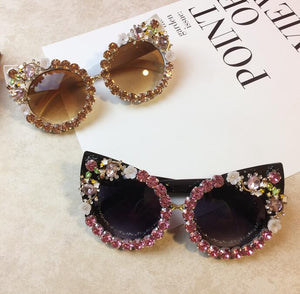 Cat Woman Superstar Sunglasses