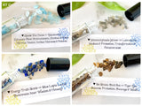 Magical Gemstone & Crystal Vibes Roller (NOTE:  Available as an add on to Wellness Rollers ONLY.)