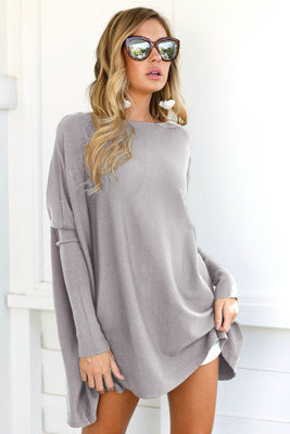 Basic Babe Fleece Tunic