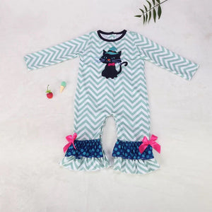 Wizard Kitty Romper