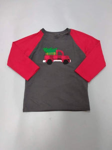 Red Truck Tee