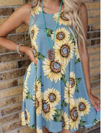 POP! Stock - Sunflower Sundress