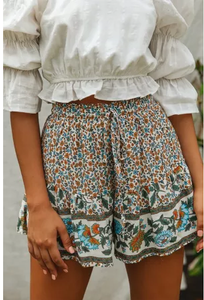 Boho Heidi Short- Pop Stock!