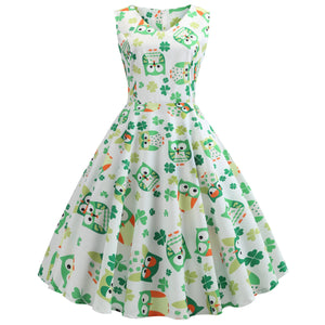 Owl of Saint Patrick's Dress Pre-Order Ends 1/5