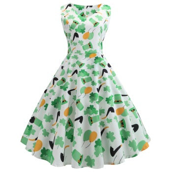 Saint Patrick's Balloons Dress Pre-Order Ends 1/5