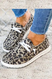 POP! Stock - Canvas Summer Loafer (Cow and Leopard Prints, Too!)