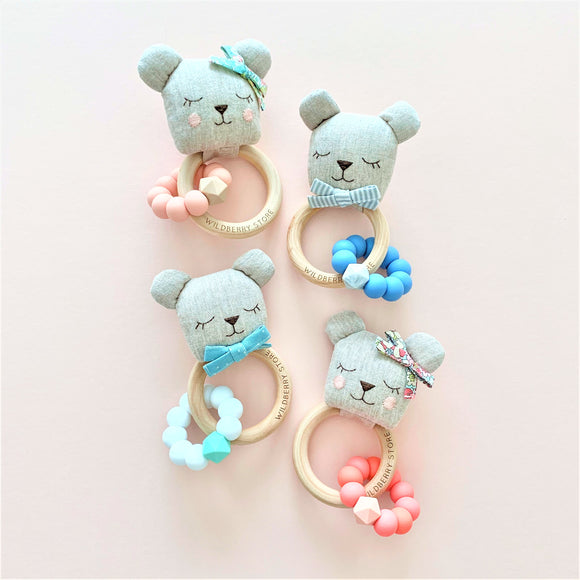 Bear Loop Teether