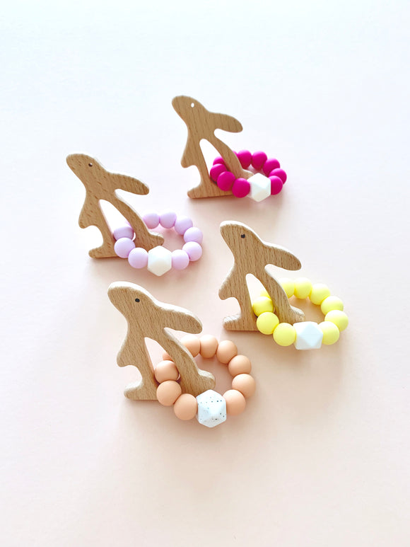 Bunny Loop Teether