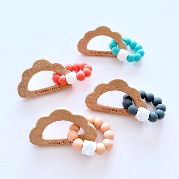 Cloud Loop Teether