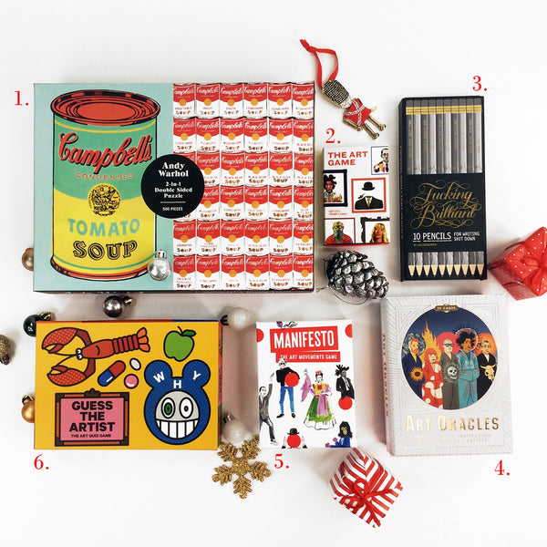 Play Timeout for Big Kids Art Lovers Christmas Gift Collection