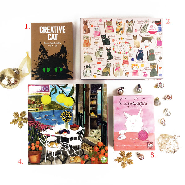 Play Timeout for Big Kids Christmas Gift Ideas for Cat lovers