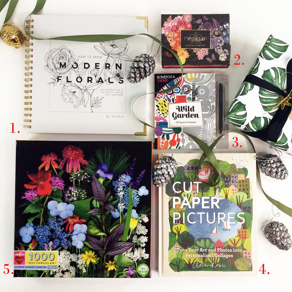 Play Timeout Green Thumb Christmas Gift Collection
