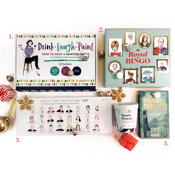 Play Timeout for Big Kids Gift Ideas for Her Hostess with the Mostess