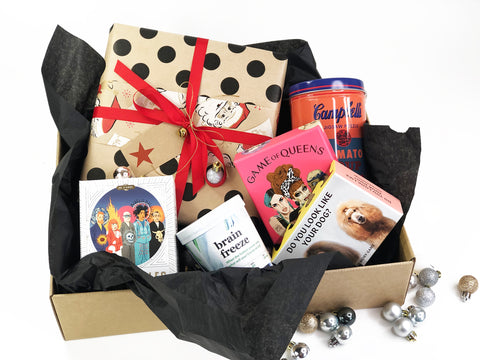 Play Timeout for Big Kids Christmas Hamper