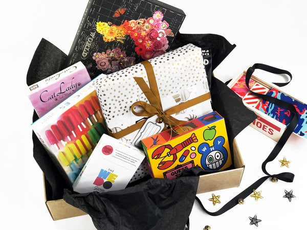 corporate gifting christmas hamper play timeout