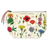 Cavallini & Co. Pouch Wildflowers
