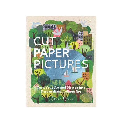 Paper Cut Pictures Turn Your Art and Photos into Personalized Collages