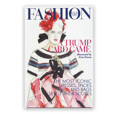 Fashion Face-Off Trump Card Game