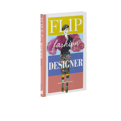 Flip Fashion Designer Book by Laurence King Publishing