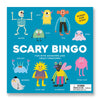 Scary Bingo Fun with Monsters and Crazy Creatures