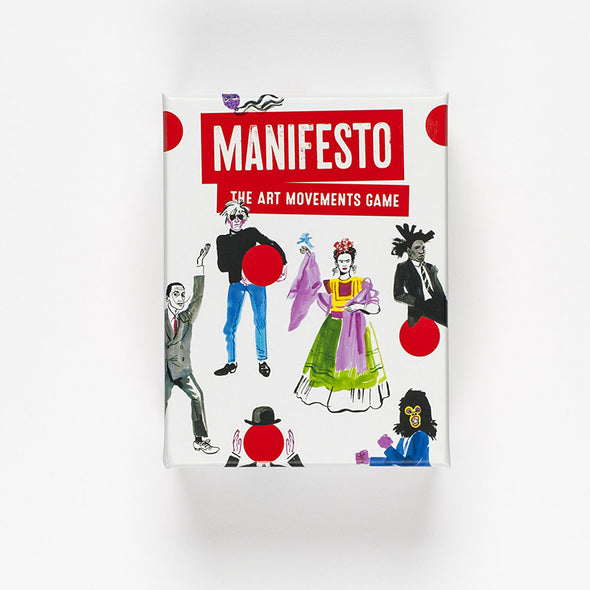 Manifesto The Art Movements Game