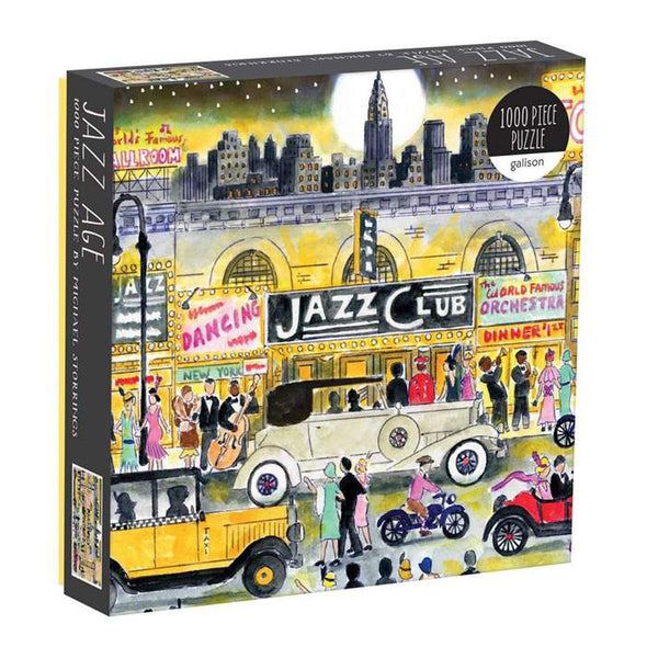 Michael Storring's Jazz Age 1000 Piece Puzzle