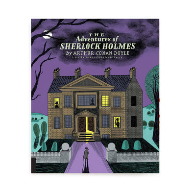 The Adventures of Sherlock Holmes Classics Reimagined