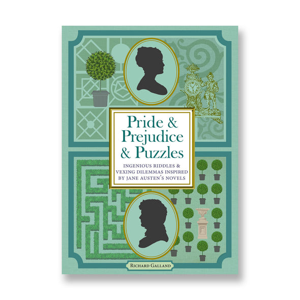 Pride and Prejudice and Puzzles Book